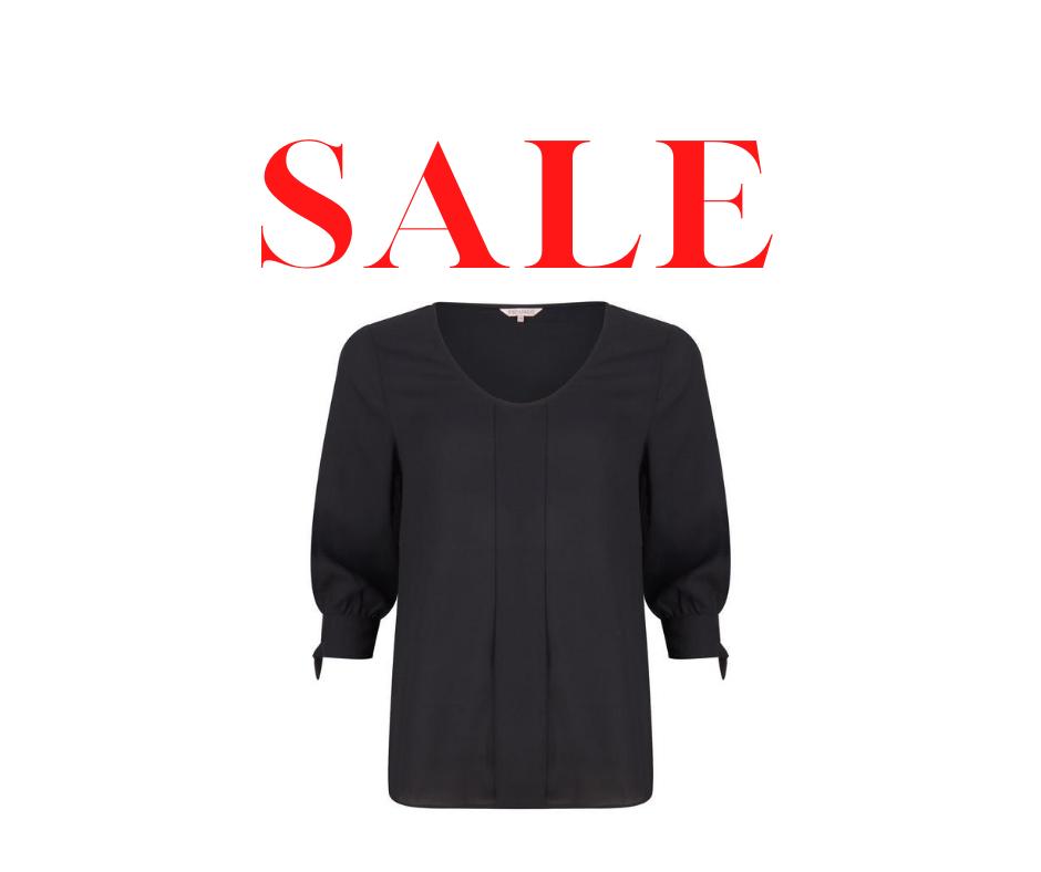 ESQUALO ESQUALO 14511 Blouse  Reg. $59  Sale $45