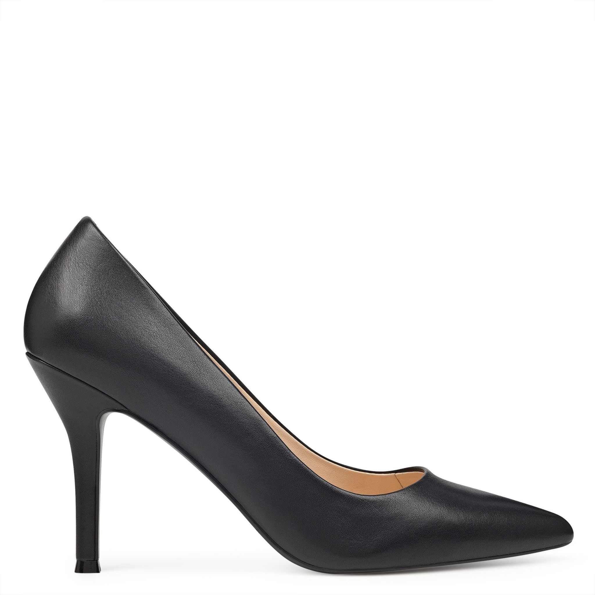 "NINE WEST NINE WEST ""FIFTH 9X9"" Leather Pump"