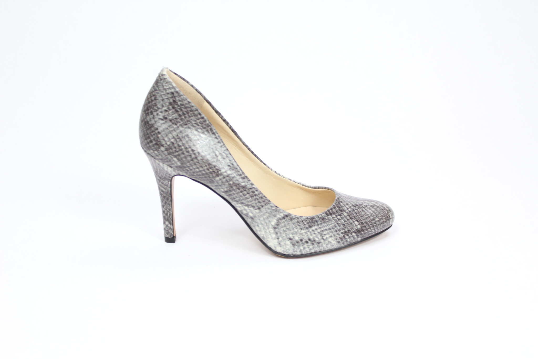 "NINE WEST NINE WEST ""GOHAWK"" Leather Pump REG. $115 SALE $75"