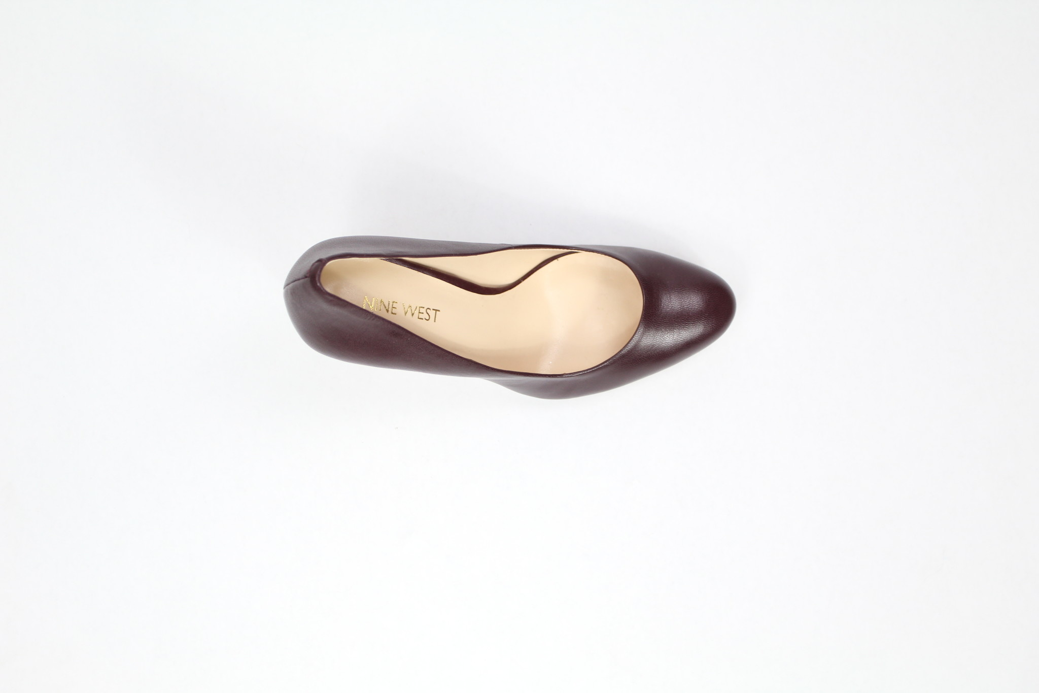 "NINE WEST NINE WEST ""HANDJIVE"" Leather Pump  Reg. $130  Sale $99"