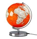 Wild & Wolf Globe Light Goldfish Orange