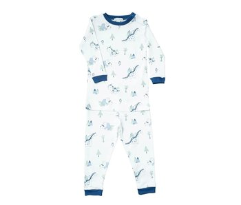 Two Piece PJ Dinos