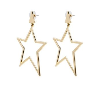 Americus Earring in Gold