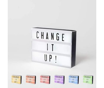 Mini Color-Change Lightbox