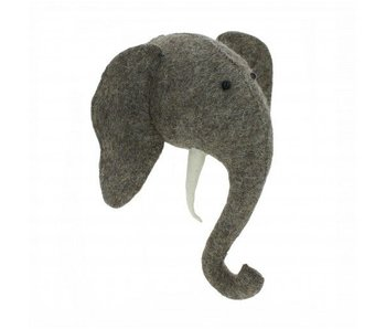 Elephant with Tusks Mini