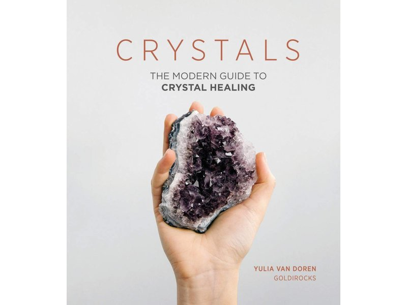 Chronicle Books Crystals Book