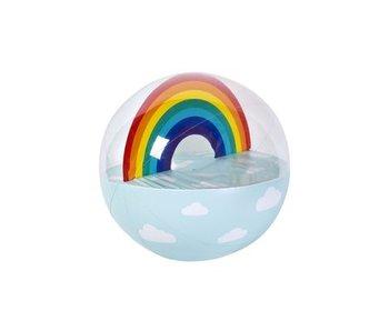 XL Inflatable Ball Rainbow