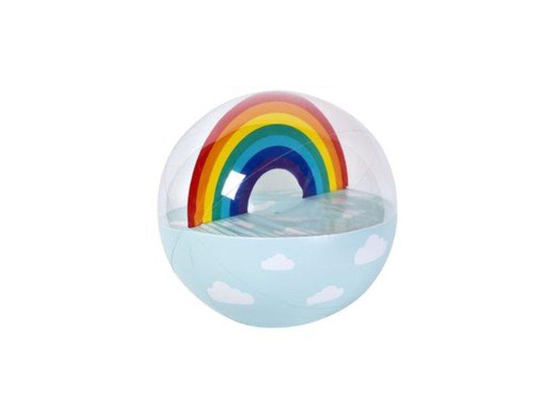 SunnyLife XL Inflatable Ball Rainbow