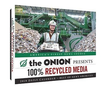 The Onion Daily Calendar