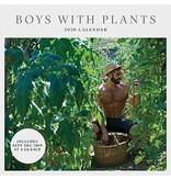 Chronicle Books Boys With Plants Wall Calendar