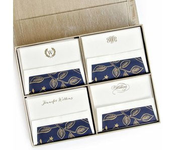 Grand Champagne Stationery Box