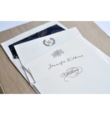 Haute Papier Grand Champagne Stationery Box