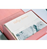 Haute Papier Petite Blush Stationery Box