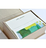 Haute Papier Petite Champagne Stationery Box