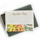 Haute Papier Petite Pine Stationery Box