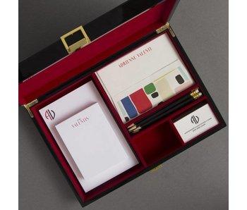 Red Stationery Wardrobe - WR16