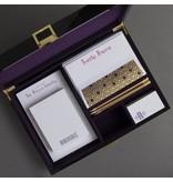 Haute Papier Purple Stationery Wardrobe - BP14