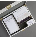Haute Papier Gray Stationery Wardrobe - WG5
