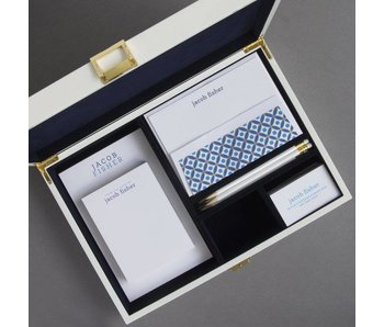 Navy Stationery Wardrobe WN-1