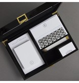 Haute Papier Black Stationery Wardrobe - BB10