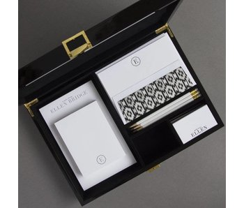Black Stationery Wardrobe - BB10
