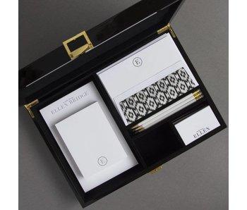 Black Stationery Wardrobe - BB10