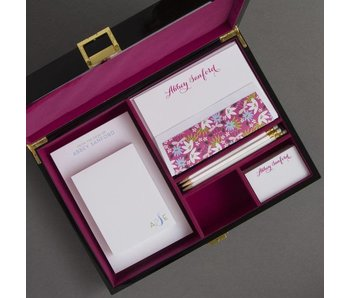 Fuchsia Stationery Wardrobe - BF6