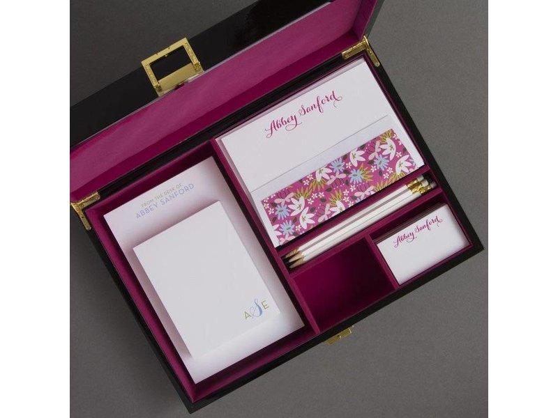 Haute Papier Fuchsia Stationery Wardrobe - BF6
