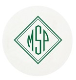 Haute Papier Letterpress Coaster - M94