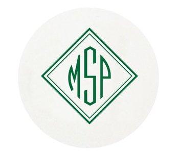 Letterpress Coaster - M94