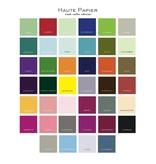Haute Papier Letterpress Coaster - M75
