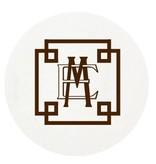 Haute Papier Letterpress Coaster - M88