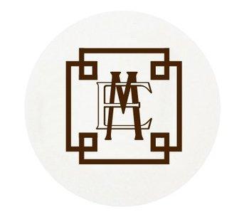 Letterpress Coaster - M88