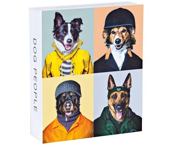 Dog People Boxed Note