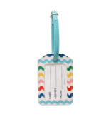 Packed Party Making Waves Luggage Tag