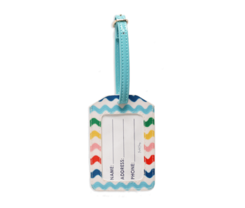 Making Waves Luggage Tag