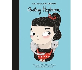 Little People Big Dreams Audrey Hepburn