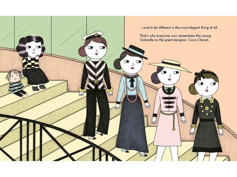 Quarto Publishing Group USA Little People Big Dreams Coco Chanel
