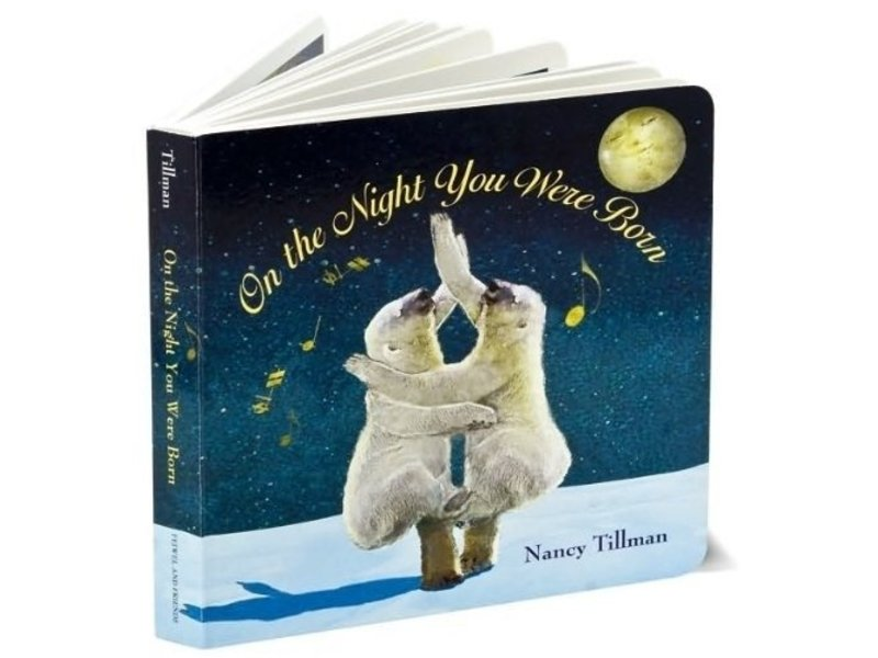 Macmillan Publishing On the night you were born