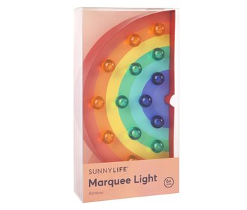 Marquee Light - Rainbow