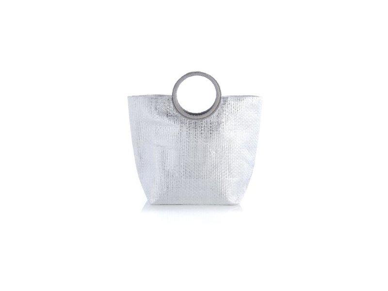 Shiraleah Adora Tote in Silver