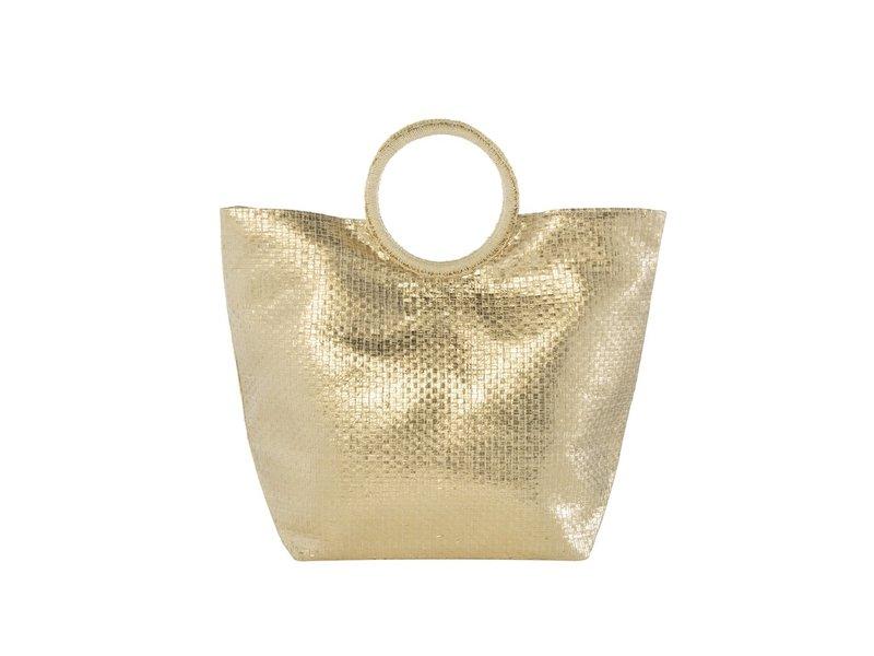 Shiraleah Adora Tote Gold