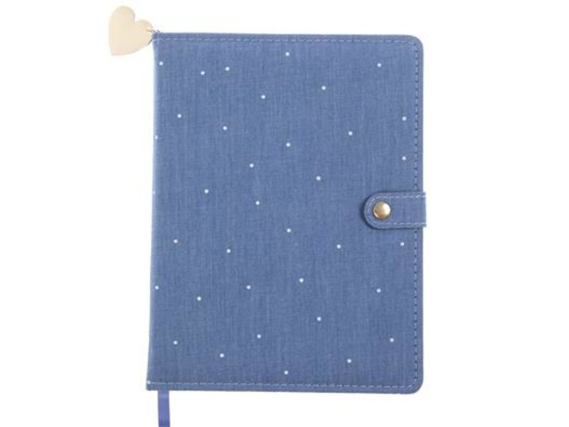 Graphique De France Chambray Snap Journal