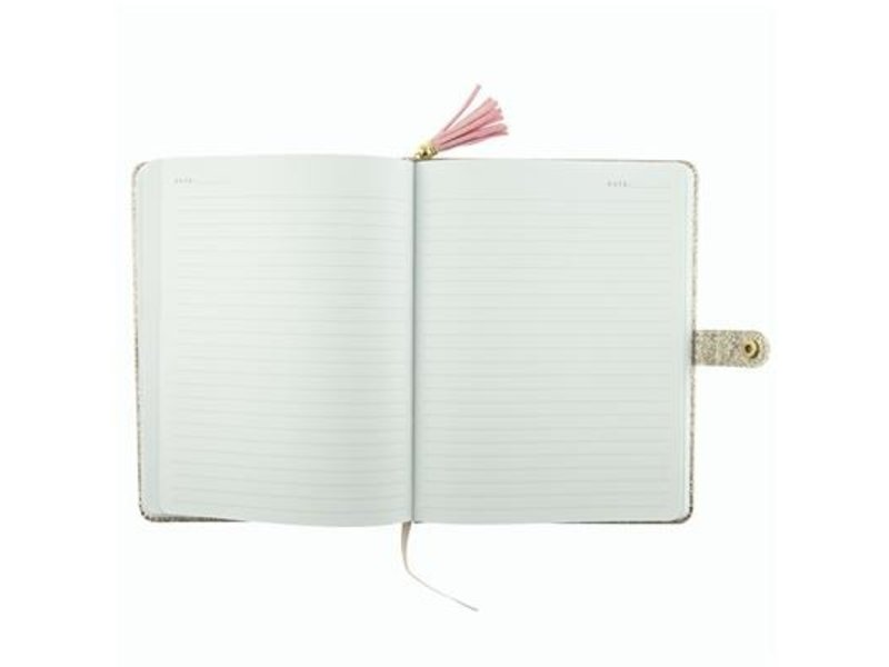 Graphique De France Glitter Love Snap Journal