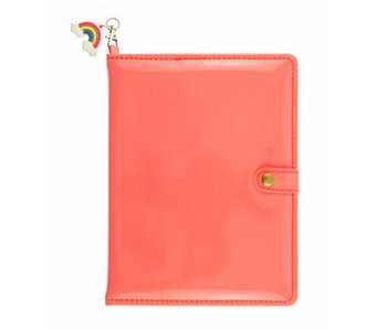Neon So Bright Snap Journal
