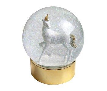 New Unicorn Snowglobe