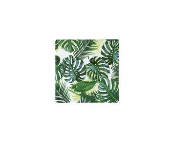Tropical Fiesta Palm Cocktail Napkins