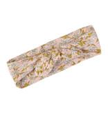 Milk Barn Bamboo Headband Rose Floral