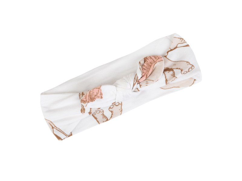 Milk Barn Bamboo Headband Tutu Elephant