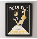 Alexander & Co. Wedding Waltz Custom Poster